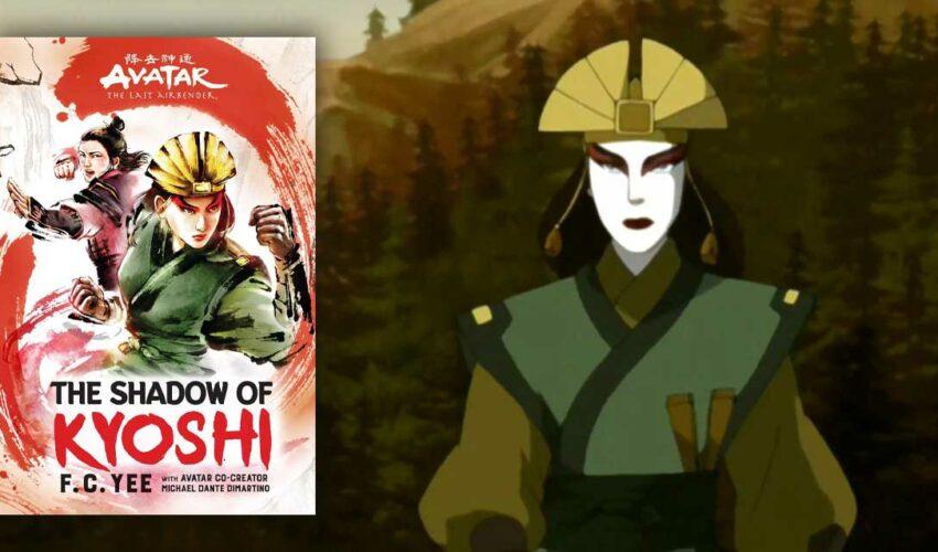 Avatar: The Shadow of Kyoshi Kitap