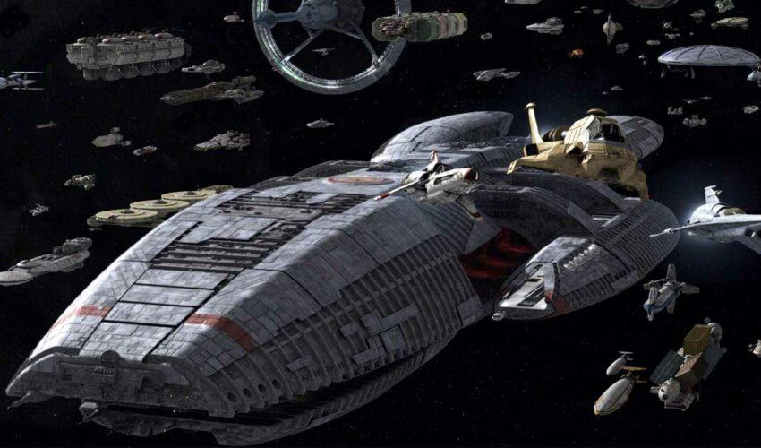 battlestar galactica yapımcı