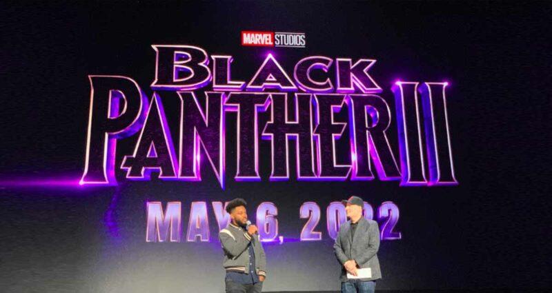 black panther 2 çıkış tarihi