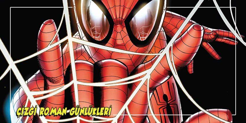 Çizgi Roman Günlükleri Spider-Man
