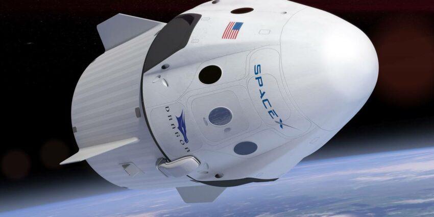 SpaceX Dragon Crew NASA