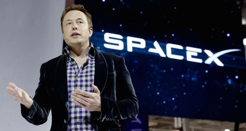 Elon Musk Uzay Film SpaceX