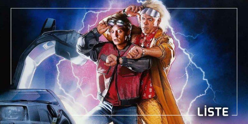 Geleceğe Dönüş Back to the Future hakkında