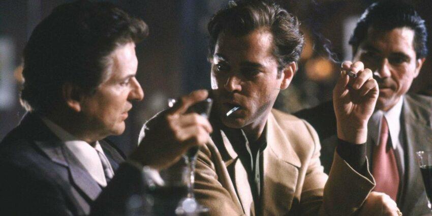 Goodfellas Martin Scorsese 90'ların En İyi Filmleri