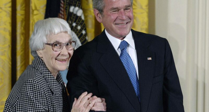 Harper Lee George Bush Ödül