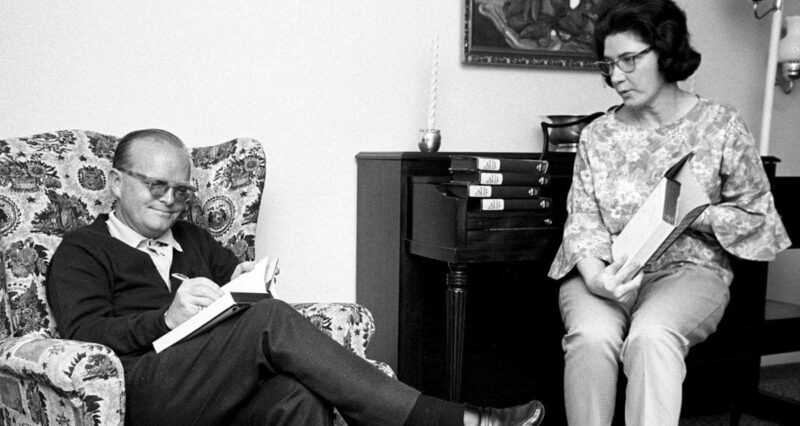 Harper Lee ve Truman Capote