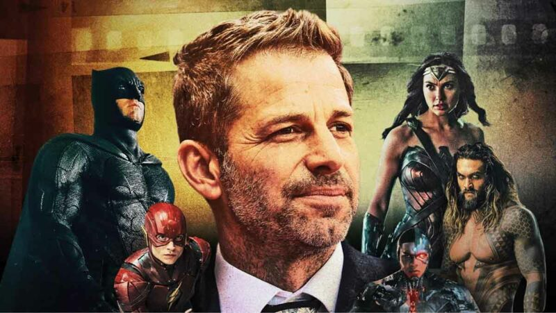 hbo max zack snyder justice league