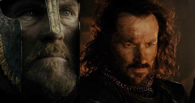 isildur ve elendir the lord of the rings