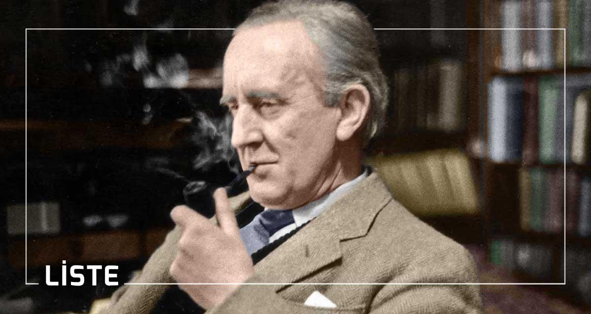 J.R.R. Tolkien Kimdir Hayatı Eserleri