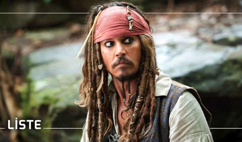 Karayip Korsanları Benzeri Film Önerileri