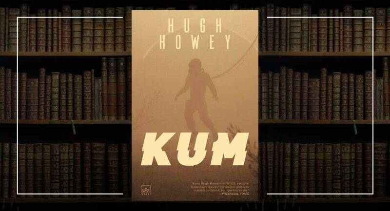 kum - hugh howey kapak