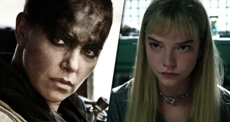 Yeni Mad Max Filmi Charlize Theron Furiosa / Anya Taylor-Joy