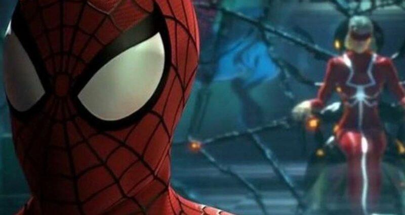 Madame Web Spider-Man