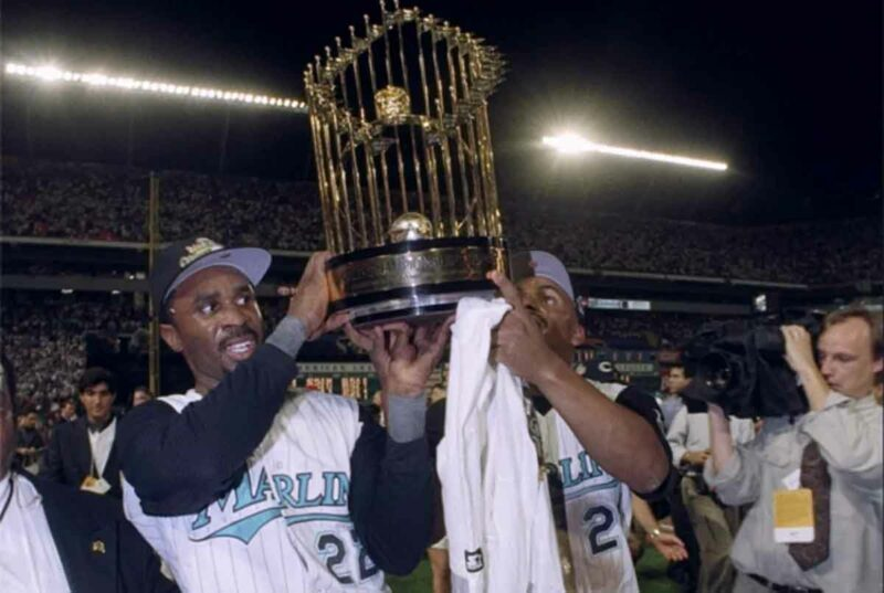 Florida Marlins'in 1997 Dünya