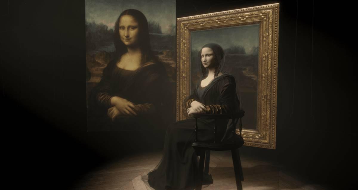 Mona Lisa Koronavirüs