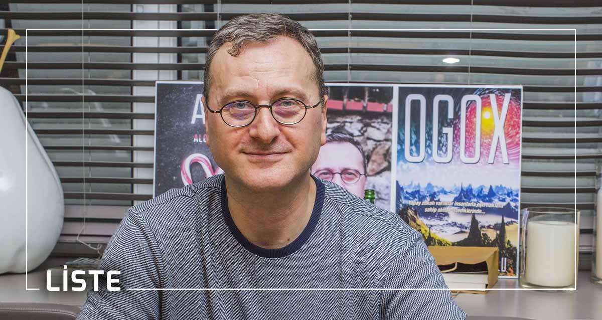 Murat K. Beşiroğlu Öneriyor: Kayıp Rıhtım Okurları İçin 10 Bilimkurgu Romanı