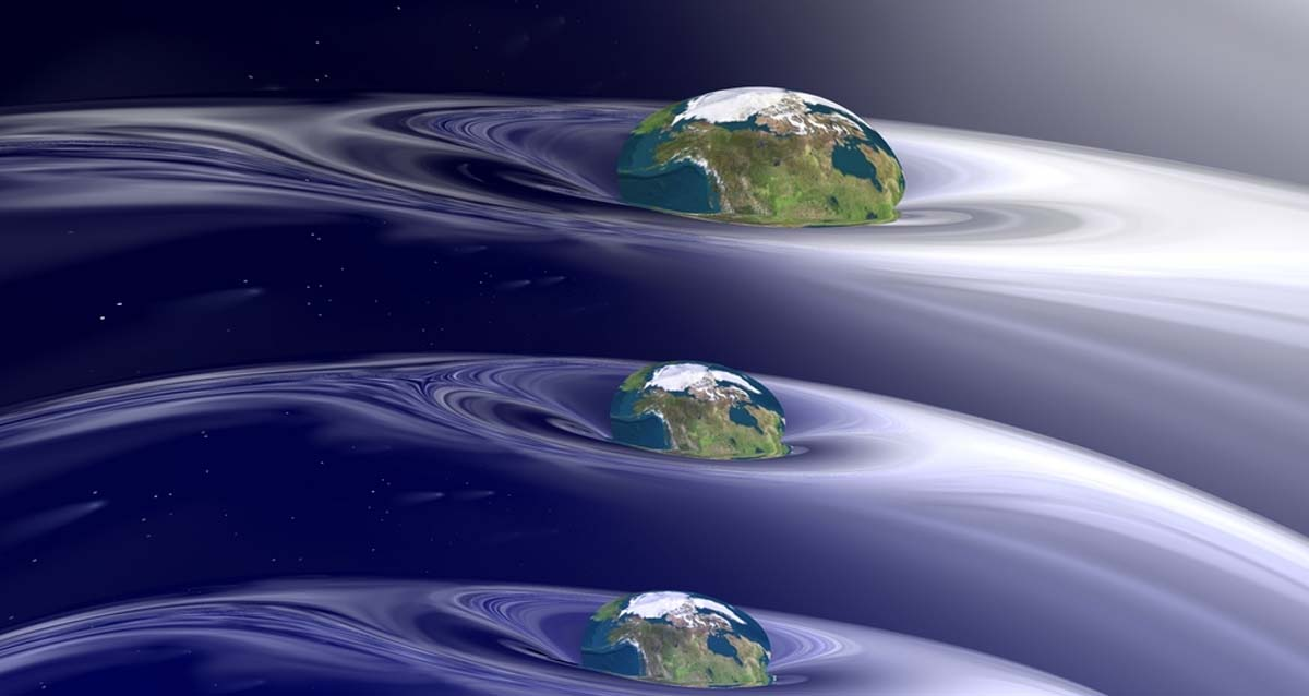 nasa Antarktika paralel evren