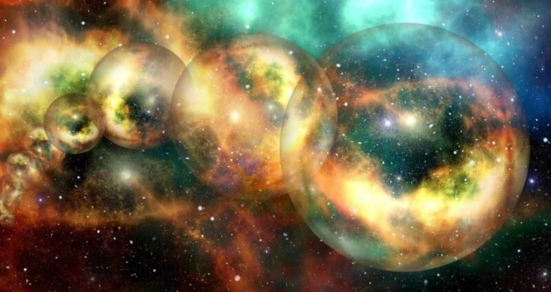 Paralel Evren NASA