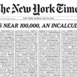 The New York Times Covid-19 Koronavirüs