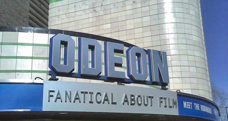 odeon film amazon