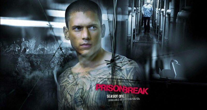 Prison Break Dövme