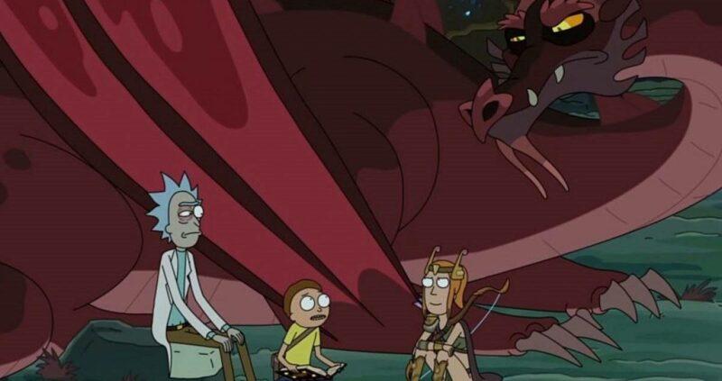 Rick and Morty 4. Sezon Yeni Bölüm