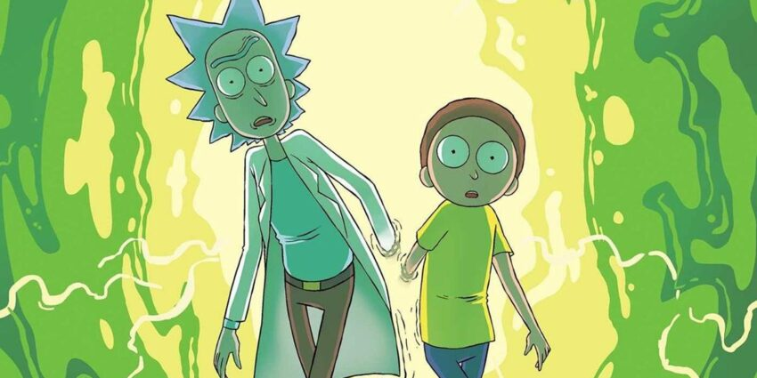 Rick and Morty 4. Sezon Yeni Bölüm