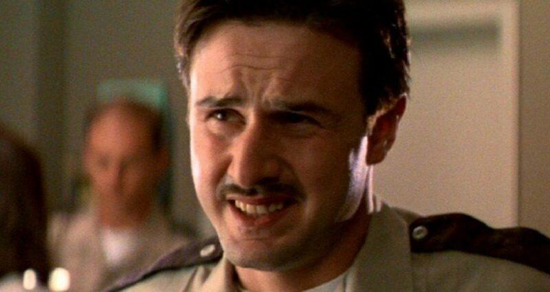 Scream 5 Çığlık David Arquette