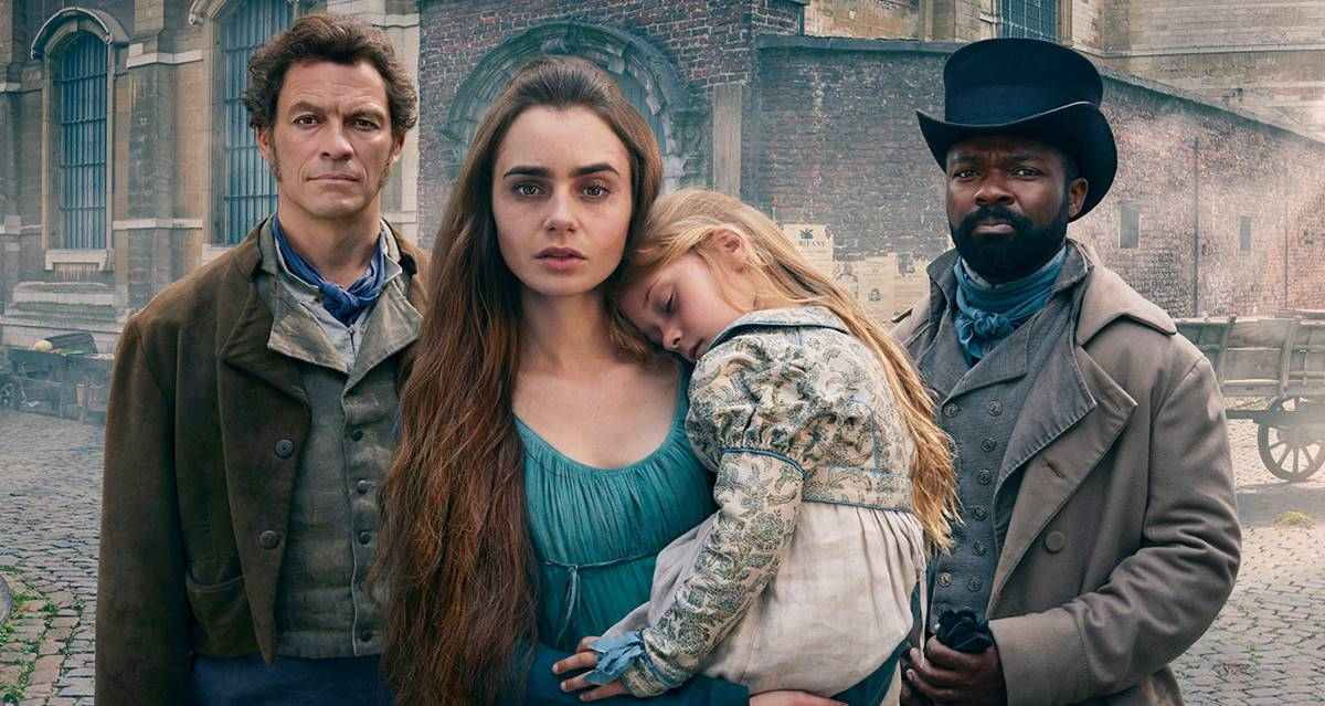 BBC First Les Misérables