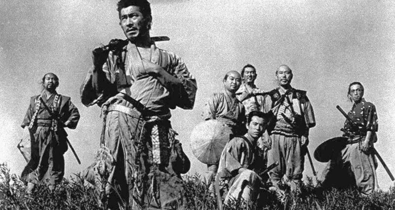 Seven Samurai En İyi Japon Filmleri