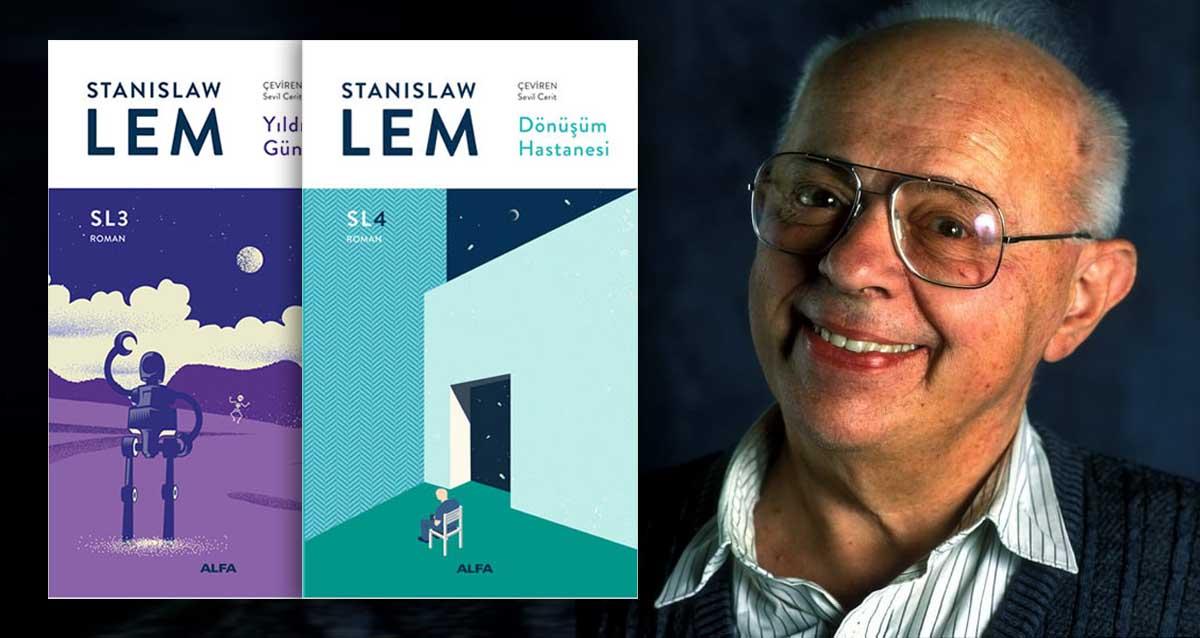 Stanislaw Lem Yeni Kitaplar