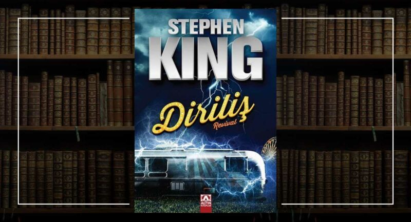 stephen king diriliş