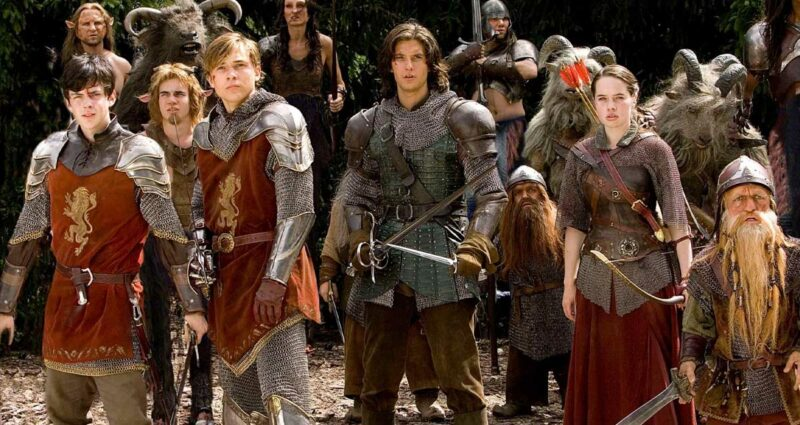 the Chronicles of Narnia netflix