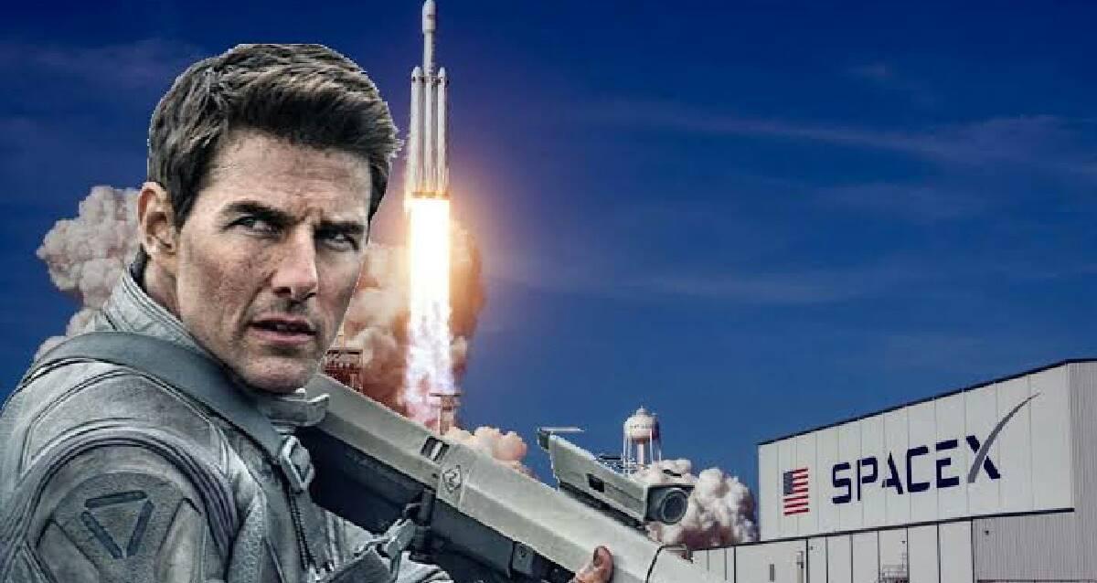 Tom Cruise Uzay Film Elon Musk