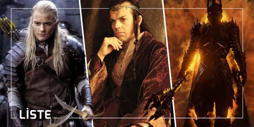 Yüzüklerin Efendisi Dizisinde Görebileceğimiz 7 Tanıdık Karakter