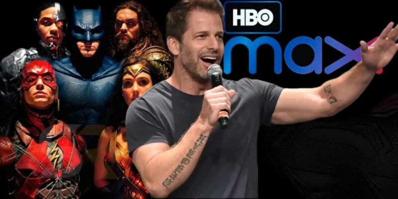 zack snyder justice league hbo max