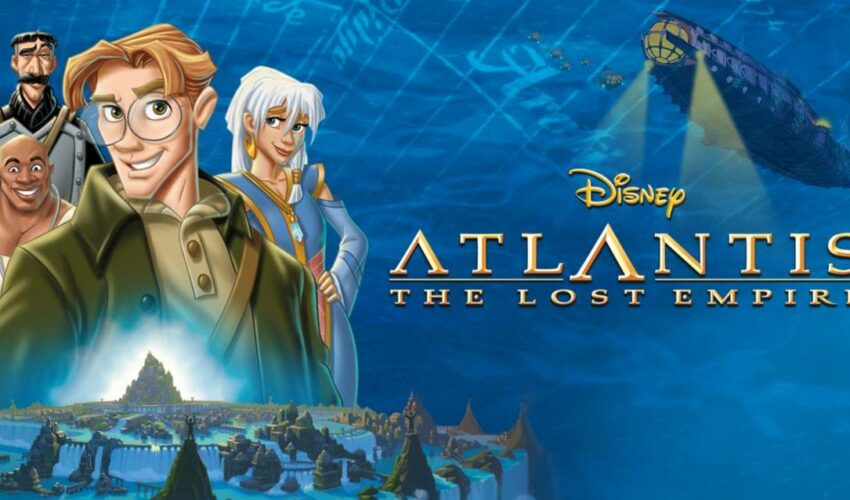 Atlantis: The Lost Empire Devam Filmi