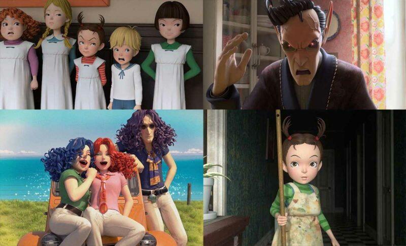 Yeni Studio Ghibli Filmi Aya to Majo