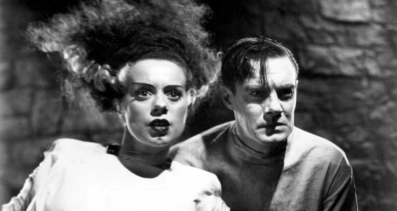 Bride of Frankenstein film