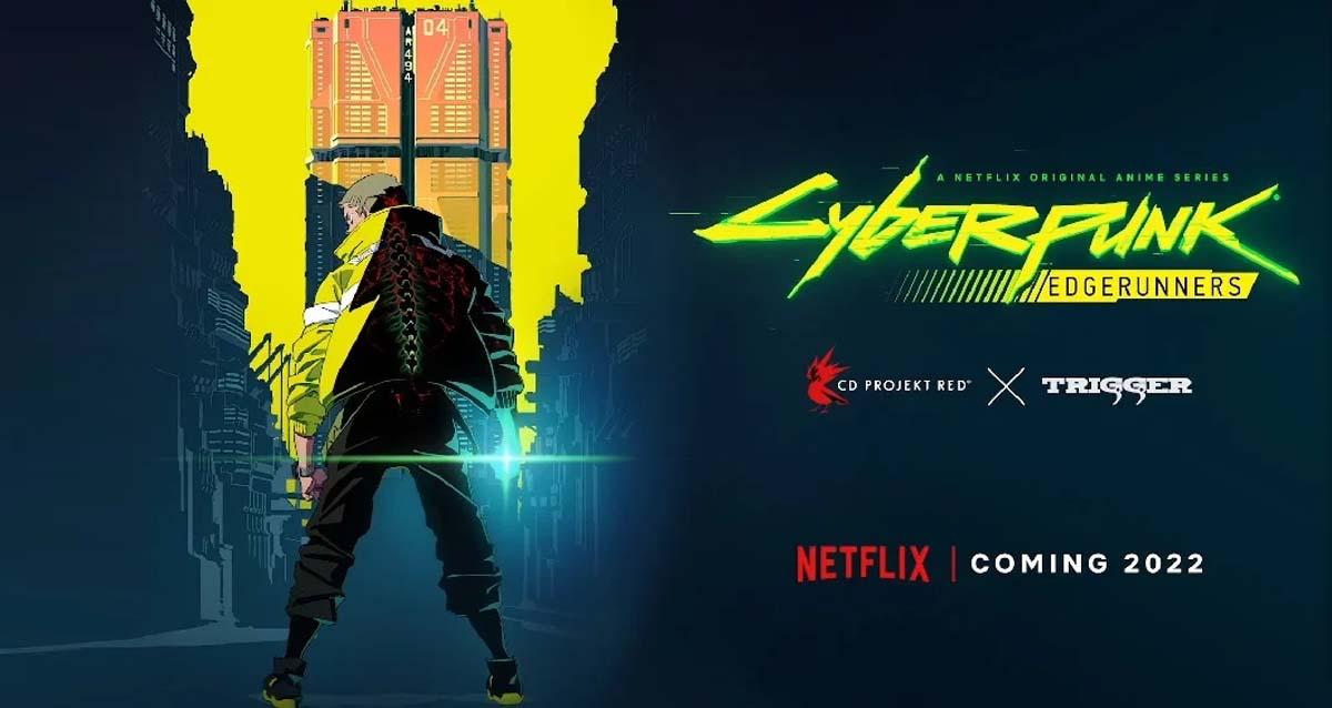 Cyberpunk 2077 Cyberpunk EdgeRunners