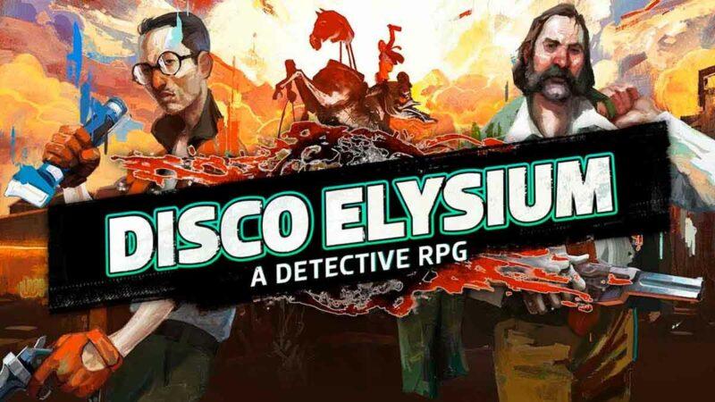 Disco Elysium dizi