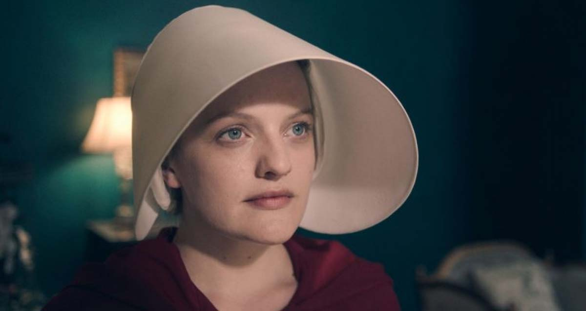 Elisabeth Moss The Handmaid's Tale Run Rabbit Run
