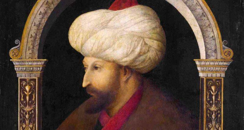 Bellini Fatih Sultan Mehmet