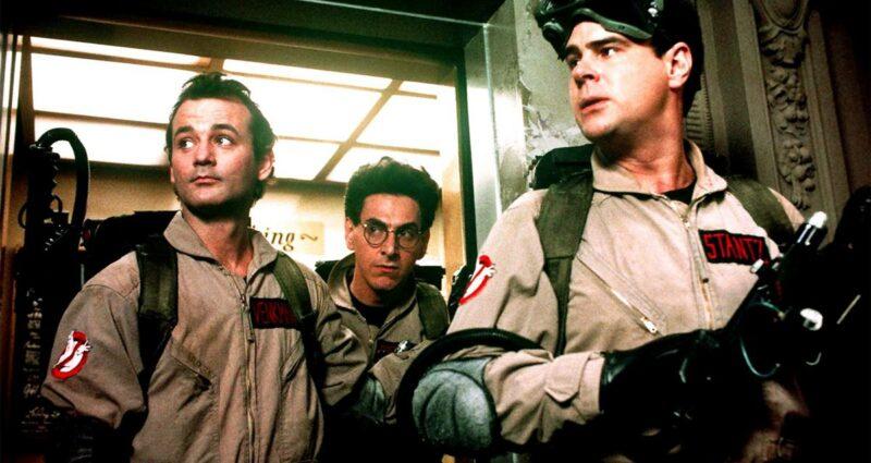 Ghostbusters Oyuncuları 1984