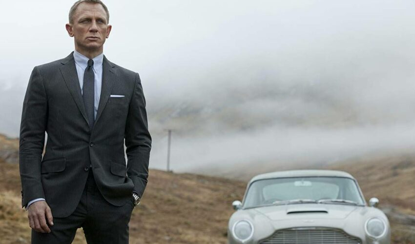 Yeni James Bond Filmi no time to die