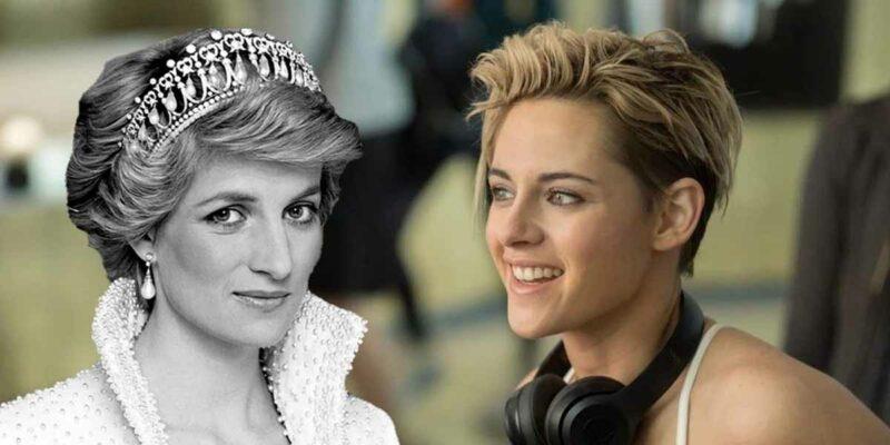 Kristen Stewart Prenses Diana Spencer