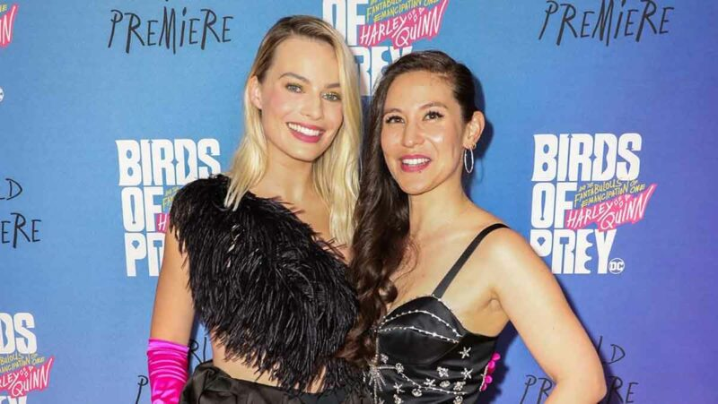 Margot Robbie ve Christina Hodson