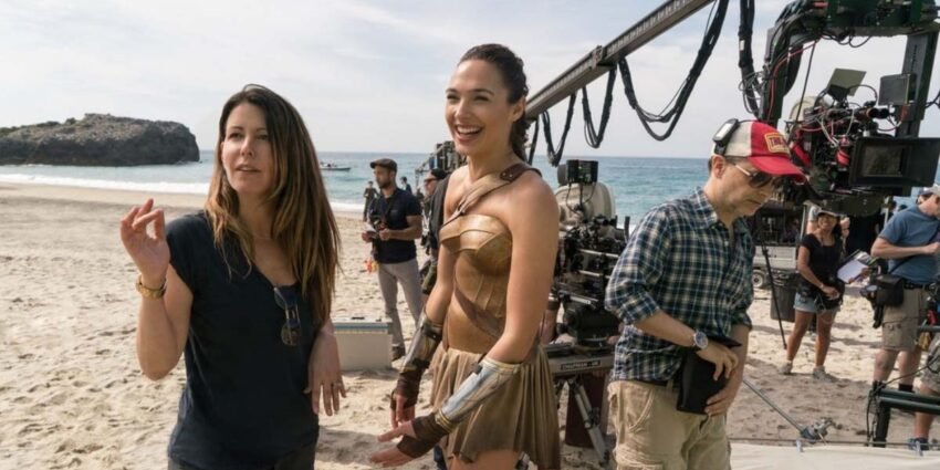 Patty Jenkins - Justice League wonder woman 1984