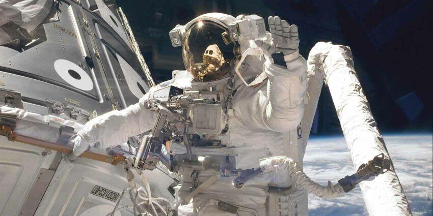 Rusya Kozmonot Uluslararasi Uzay İstasyonu