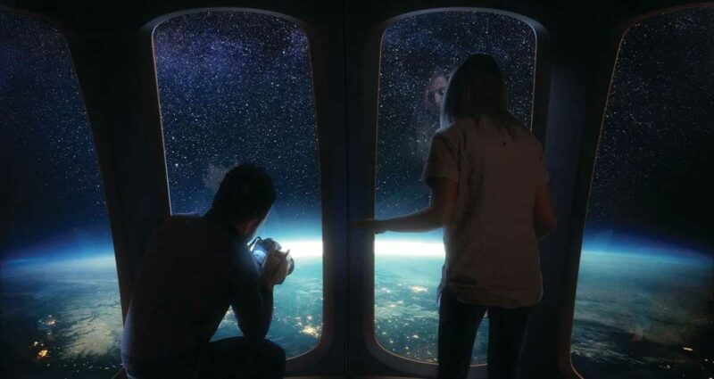 Space Perspective uzay turizmi